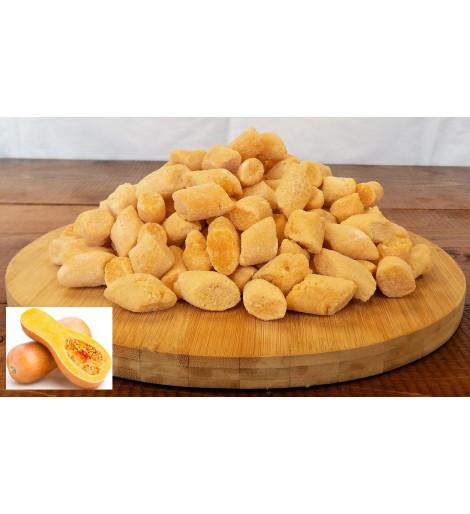 Butternut squash and potato gnocchi